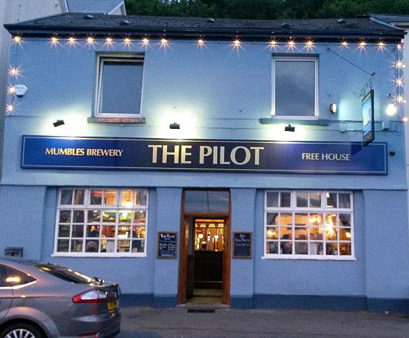 Pilot-front