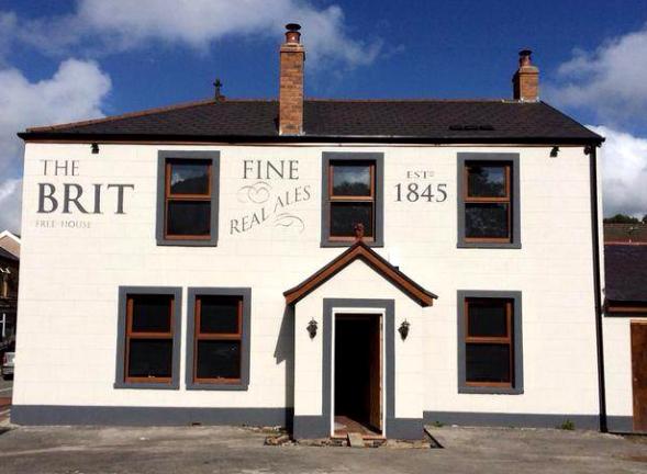The Brit Pub at Cwmavon
