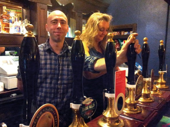 The Park Inn, Mumbles, is taking part in the Swansea Ale Trail.