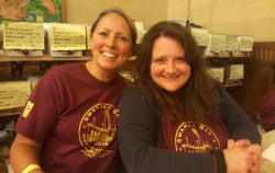 Have fun volunteering at the Swansea Bay Beer & Cider Festival.