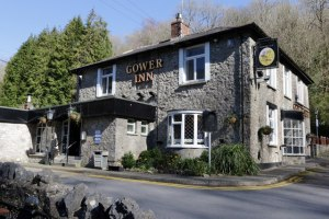 The Gower Inn, Parkmill.