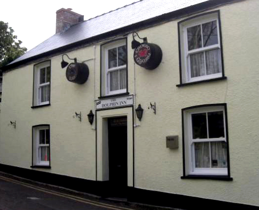 The Dolphin at Llanrhidian