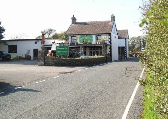 Closed: The Greyhound at Oldwalls.
