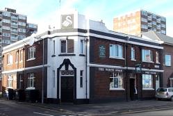 White Swan, High Street, Swansea.