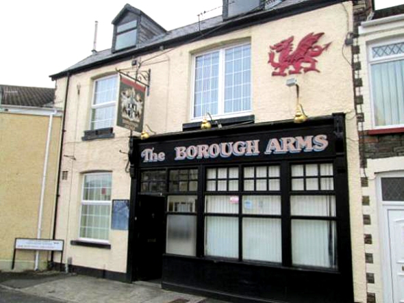 The Borough Arms, Neath.